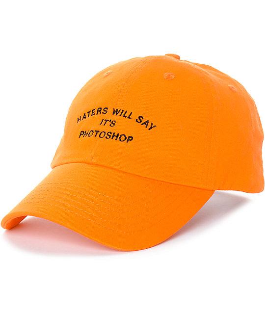 7fb8beb2bea Civil Haters Will Say Its Photoshop Strapback Hat