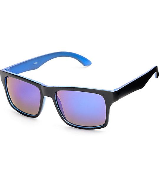Classic Black   Blue Revo Sunglasses  e1751718b08