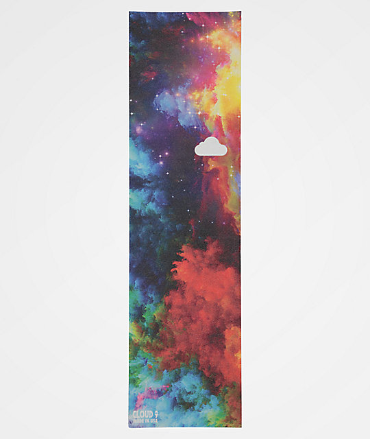 Cloud 9 Watercolor Galaxy Griptape by Cloud 9 Griptape