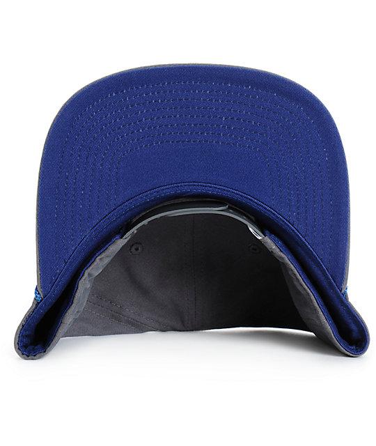 1bb154f9ee3 ... Coal Ebb Tide Snapback Hat
