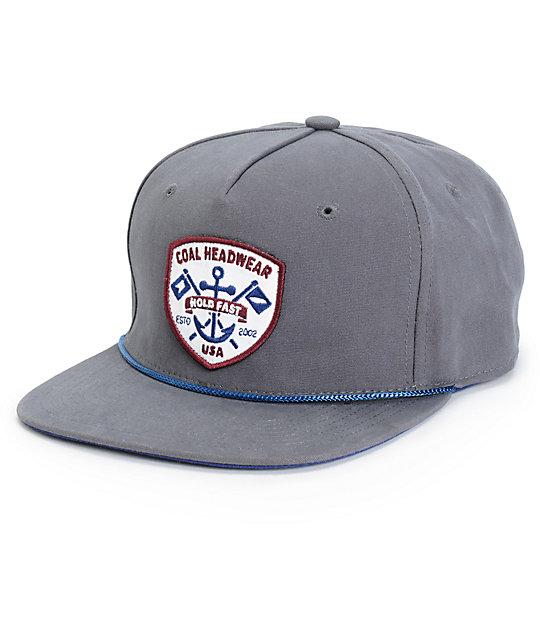 f4498a2840f Coal Ebb Tide Snapback Hat