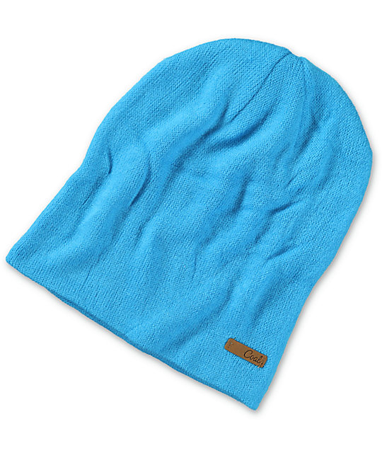 Coal Julietta Blue Beanie
