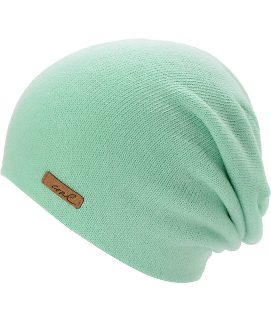 Coal Julietta Mint Beanie