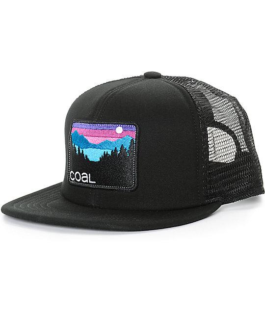 Coal The Hauler Trucker Hat  44c7c289321