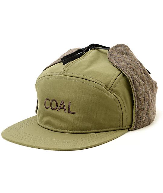 c879433fb76 Coal The Tracker Flap Hat