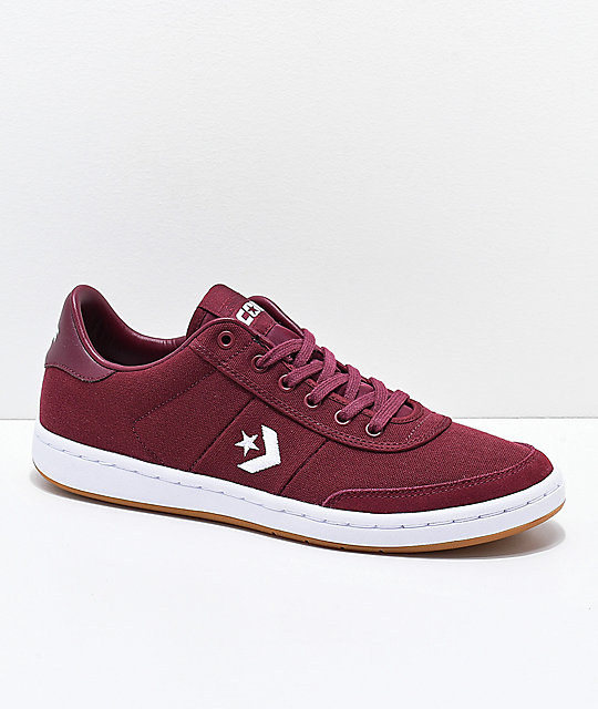 Converse Barcelona Pro Pomegranate Skate Shoes