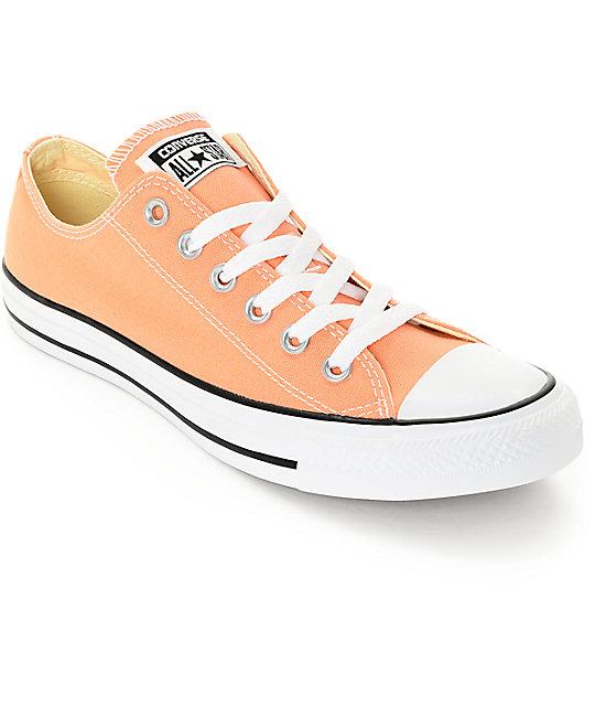 e69e35b744e587 Converse CTAS Ox Sunset Glow Shoes