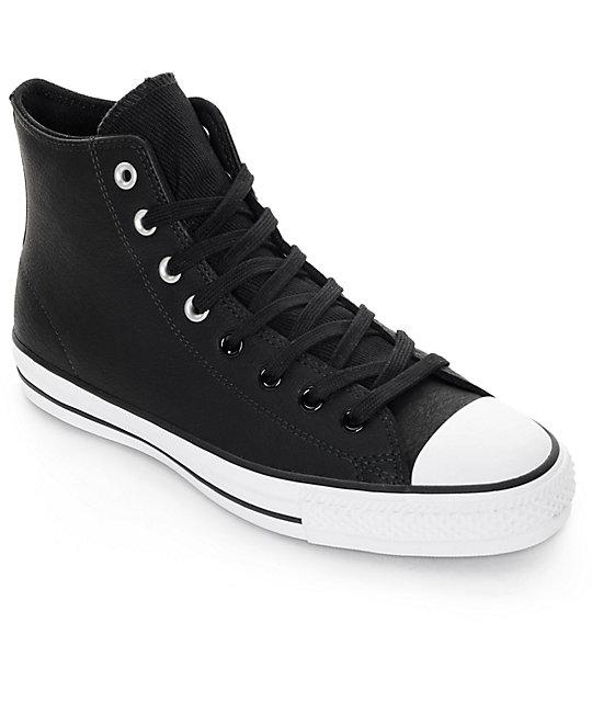 2converse hi leather