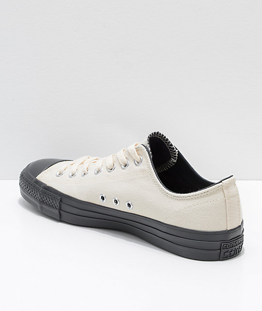 Converse CTAS Pro Kevin Rodrigues White & Black Skate Shoes