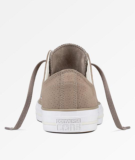 4bcf8712e314 ... Converse CTAS Pro Ox Malted Egret   White Shoes