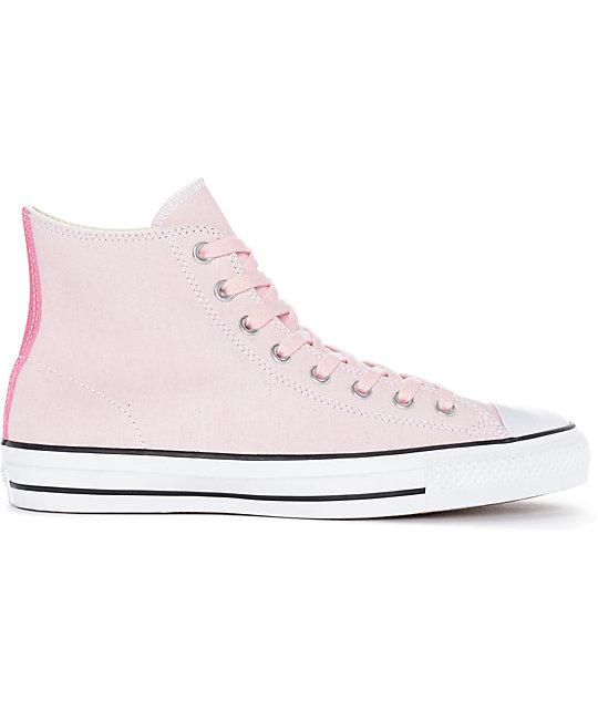 e63ffa4a017 ... Converse CTAS Pro Vapor Pink   Pink Glow Shoes ...