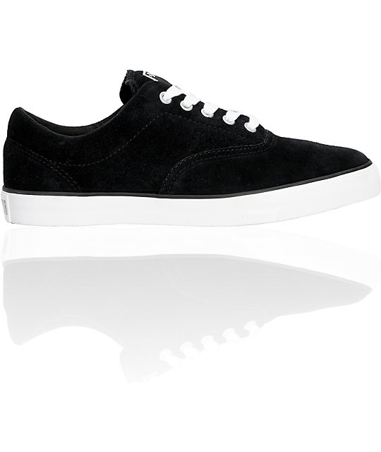 Converse CVO Black Suede Shoes