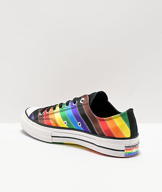 Converse Chuck 70 Pride Rainbow Shoes