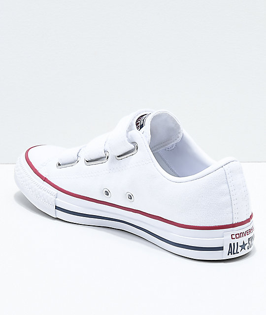 Converse Chuck Taylor All Star 3V White Shoes