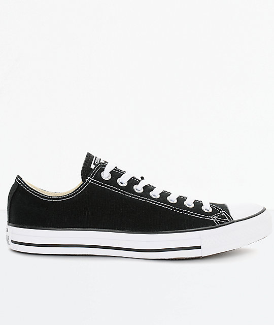 f9290e7954f4 ... official store converse chuck taylor all star black white shoes 1eb1e  bef45