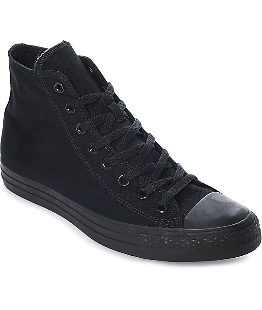 Converse Chuck Taylor All Star Black Shoes
