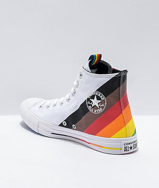 converse rainbow