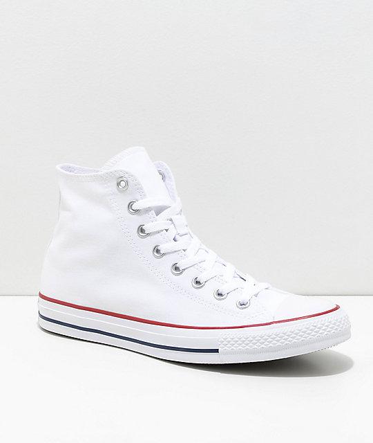 Converse Chuck Taylor All Star II Hi W Blanco qIdO9