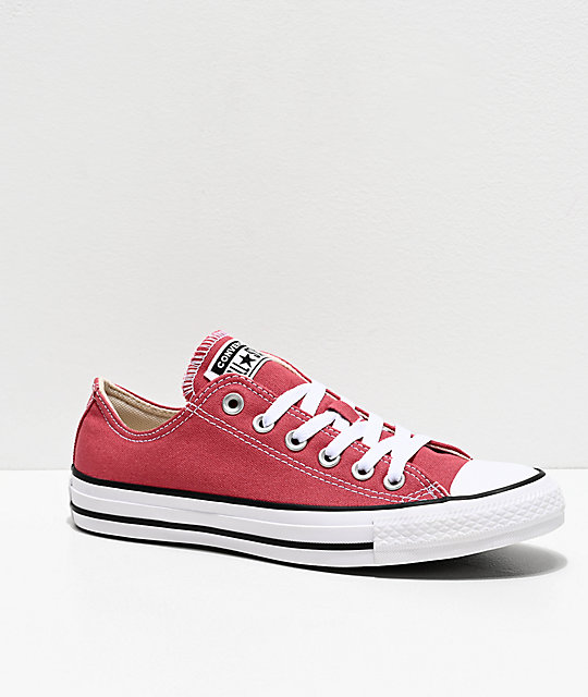 taille 40 55798 190c4 Converse Chuck Taylor All Star Ox Light Redwood & White Shoes