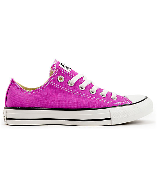 ... Converse Chuck Taylor All Star Purple Cactus Shoes a1e896d51