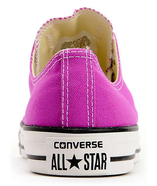 ... Converse Chuck Taylor All Star Purple Cactus Shoes ... d793e2293
