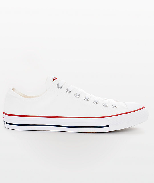 Converse Chuck Taylor All Star White Shoes