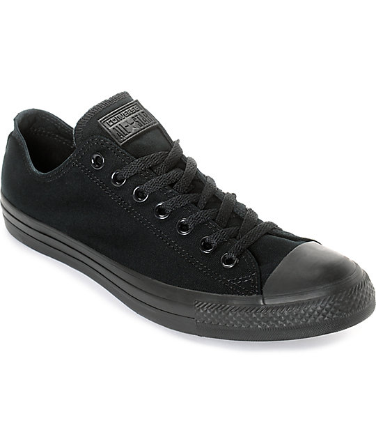 Boys Leather Converse Shoes