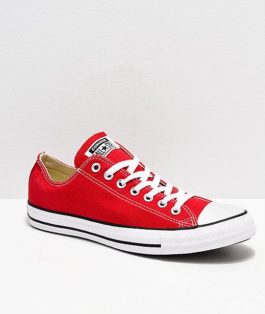 zapatos star converse