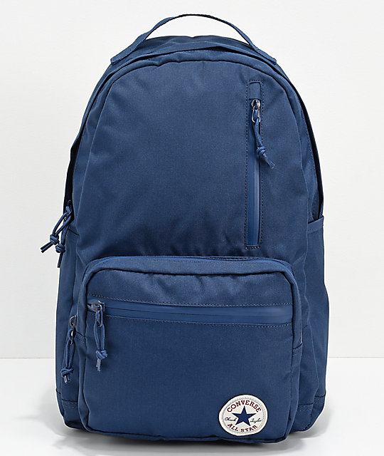 Converse Go Navy Backpack  3a1a57c63f27e
