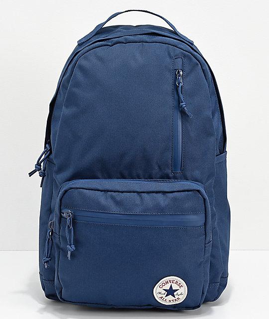 fe0352572b73 Converse Go Navy Backpack