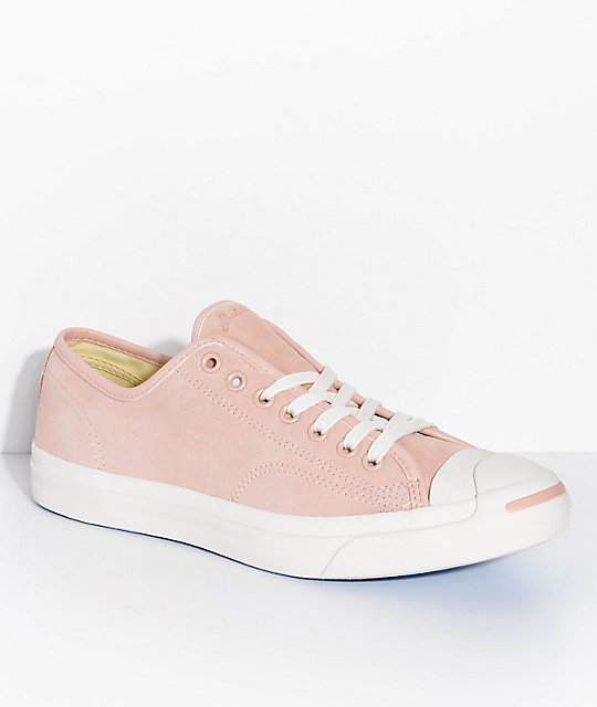 c6a962978648 Converse Jack Purcell Pro Dusty Pink   Egret Shoes