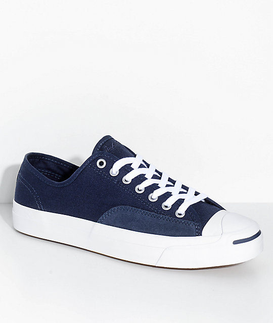b7d238a61b24 Converse Jack Purcell Pro Obsidian Shoes