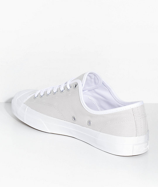 Converse Jack Purcell Pro Off White Shoes