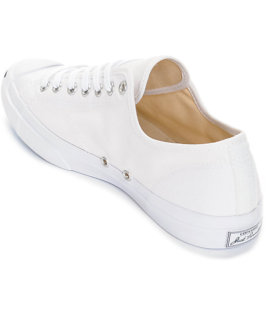 Converse Jack Purcell zapatos blancos
