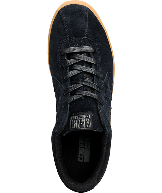 Converse KA-One Black & Gum Shoes