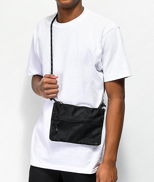 Converse Cross Body Mini Bags Black One Size