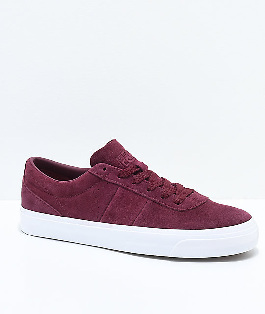 eed3b9522a4f Converse One Star CC Pro Deep Bordeaux Skate Shoes