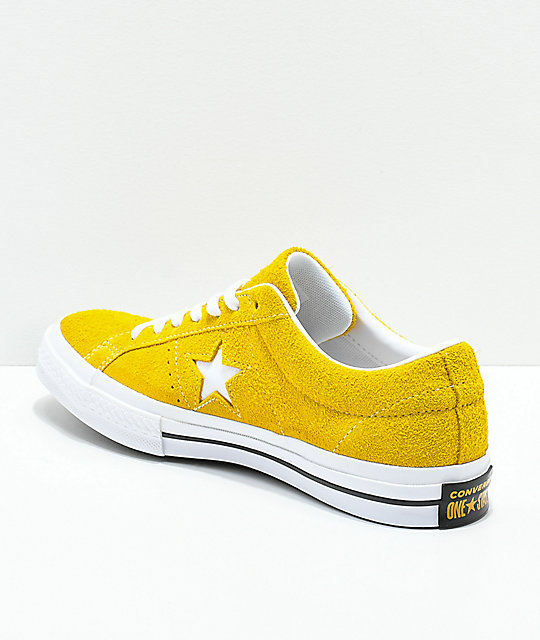 26963f0bae1 ... Converse One Star Mineral Yellow