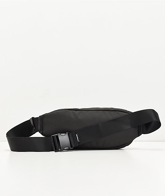 Converse Small Fast Pack Black Fanny Pack