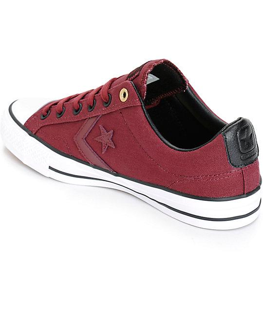 zapatos converse star player