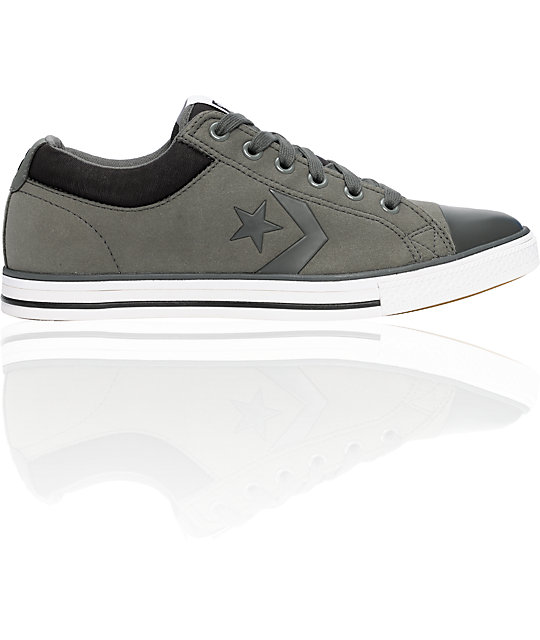Converse Star Player Skate Ox Grey Shoes