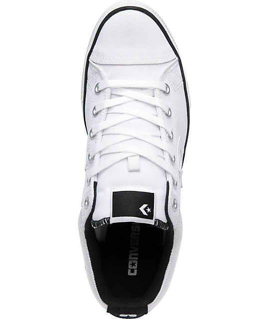 Converse Star Player x Lite White Shoes