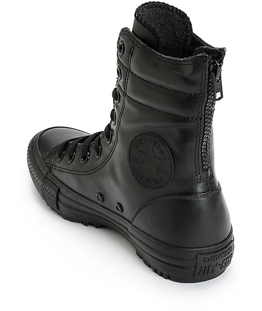 ... Converse Womens Chuck Taylor All Star Hi-Rise Rubber Boots ... c3fcf0be2adbc