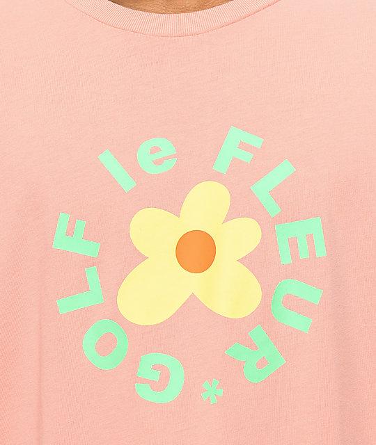 affd6210f8e7 ... Converse x Golf Wang Le Fleur Peach Pearl T-Shirt