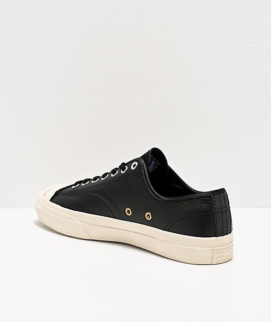 Converse x Jenkem Jack Purcell zapatos de skate negros