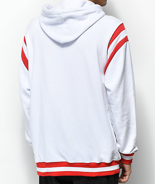 Cookies Alumni Hall White French Terry Hoodie