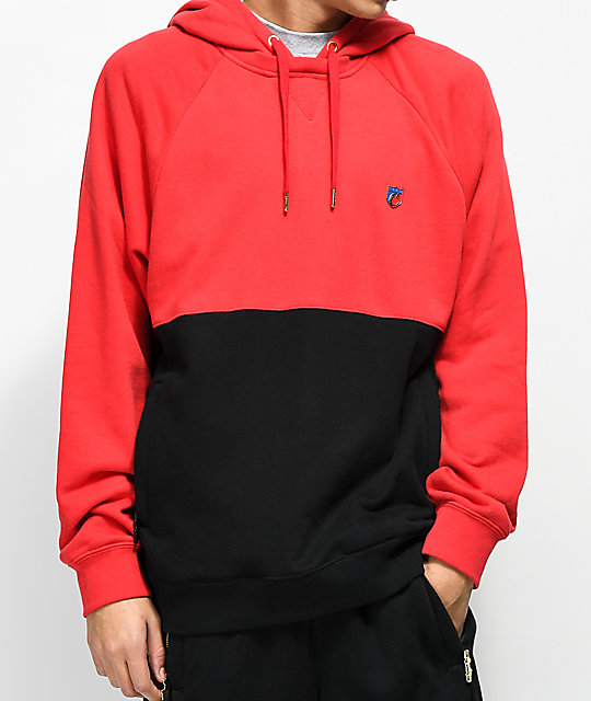 high fashion catch online Cookies Carrera Red & Black Hoodie