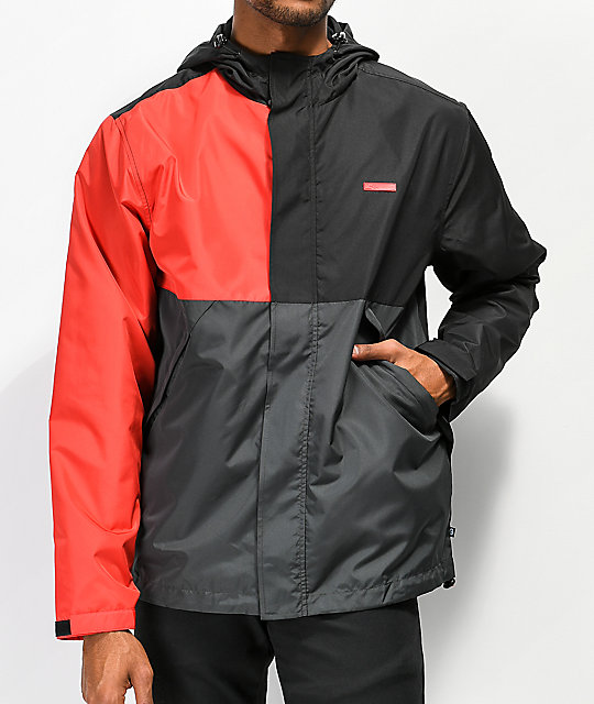 Cookies Corleone Black Windbreaker Jacket