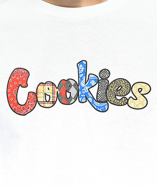 Cookies Cut From A Different Cloth White T-Shirt