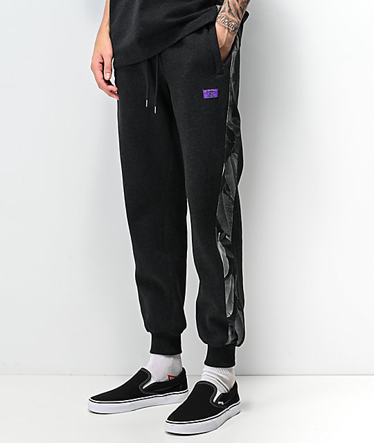 Cookies Emerald Triangle Charcoal Sweatpants